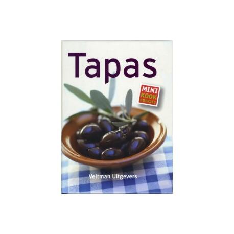Mini-kookboekje Tapas