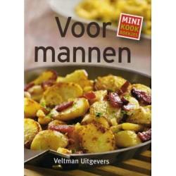 Mini-kookboekje Voor mannen