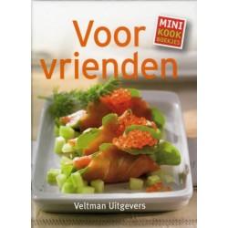 Mini-kookboekje Voor vrienden
