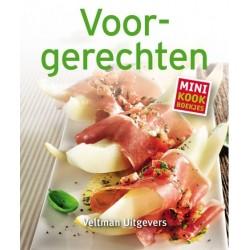 Mini-kookboekje Voorgerechten