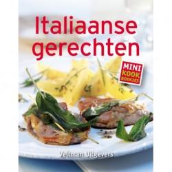 Mini-kookboekje Italiaanse gerechten
