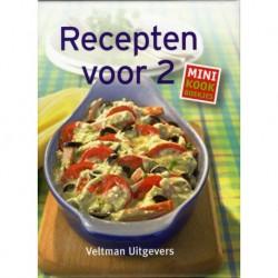Mini-kookboekje Recepten voor twee