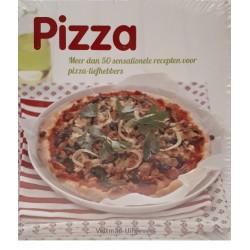 Pizza meer dan 50 heerlijke recepten voor pizza-liefhebbers
