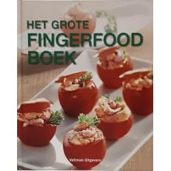 Het grote Fingerfood boek